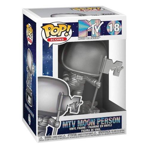 Funko Pop! Vinyl  MTV Moon Person