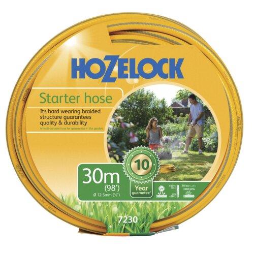 Hozelock 7230 Starter Hose 30 Metre 12.5mm (1/2in) Diameter