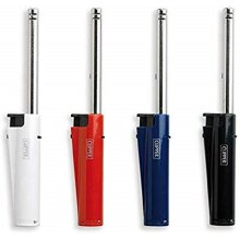 Clipper Tube Gas LIGHTERS Kitchen BBQ Candle Camping Cooker Lighter