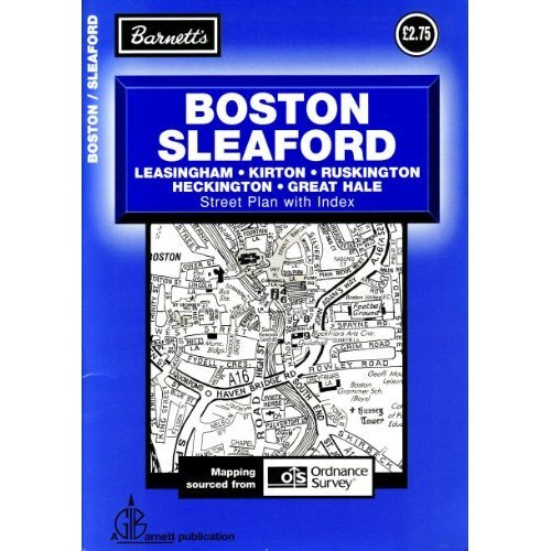 Boston Street Plan (Street Plans)