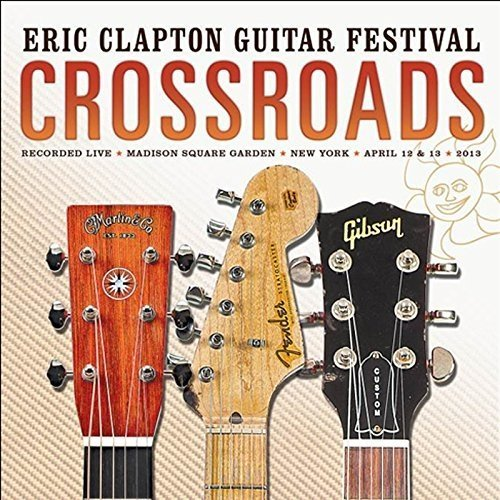 Eric Clapton - Crossroads Guitar Fstvl 2013 [CD]