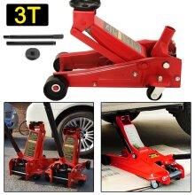 3 Ton Quick Lift Heavy Duty Hydraulic Trolley Floor Jack Car Carav