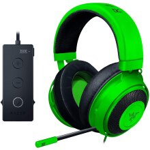 Razer Kraken Tournament Edition, Wired Esports Gaming Headset with Full Audio Control and THX Spatial Sound and Advanced Ergonomics, USB audio control
