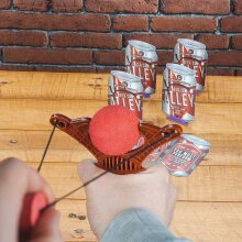Beer Can Alley - Adult Drinking Game Party Fun Gift Idea