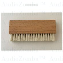 DustGoat™ Anti-Static Goat Hair Vinyl Record Brush