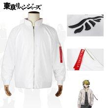 Tokyo Revengers Hanemiya Kazutora Cosplay Costumes Valhalla Uniform Baseball Coat Mikey Draken Halloween Coat