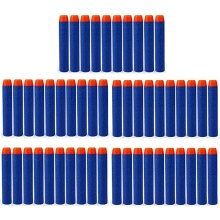 koolbitz 50Pcs Nerf Compatible Foam Darts, Premium Refill Bullets