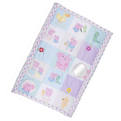 Rainbow Designs My First Peppa Pig Playmat | Playmat For Toddlers