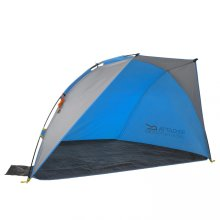 Regatta 2 Man Tahiti Beach Shelter - Oxford Blue/Seal Grey