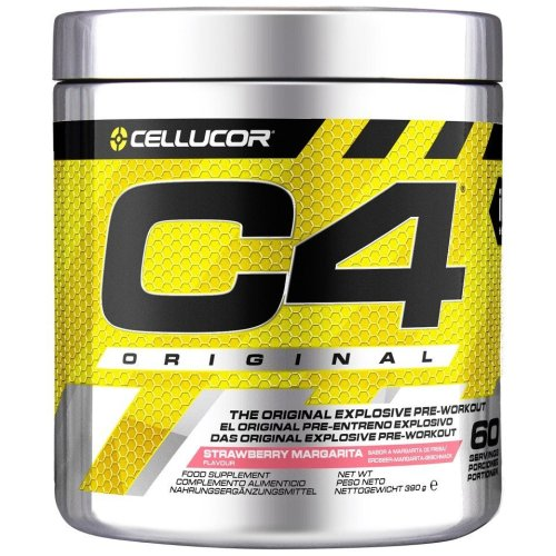 Cellucor  C4 Original, Fruit Punch, 390g
