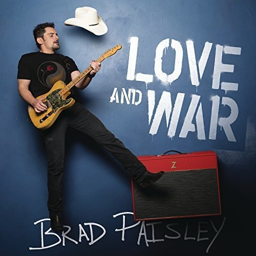 Brad Paisley - Love and War [CD]