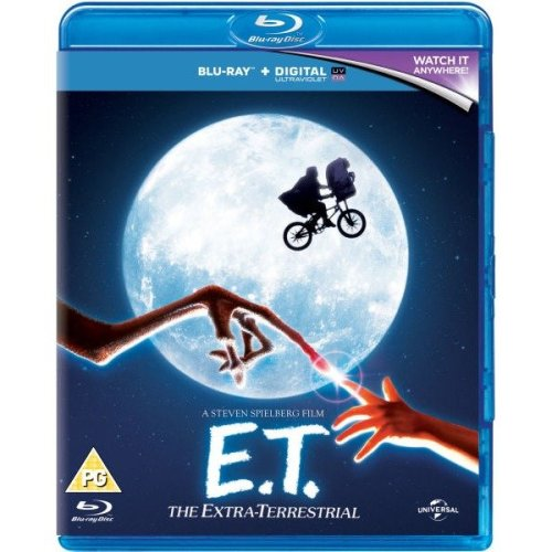 ET - The Extra Terrestrial Blu-Ray [2014]
