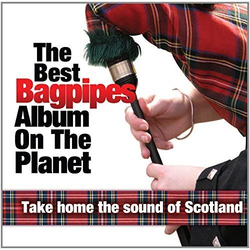 Best Bagpipes Album On The Planet [CD]