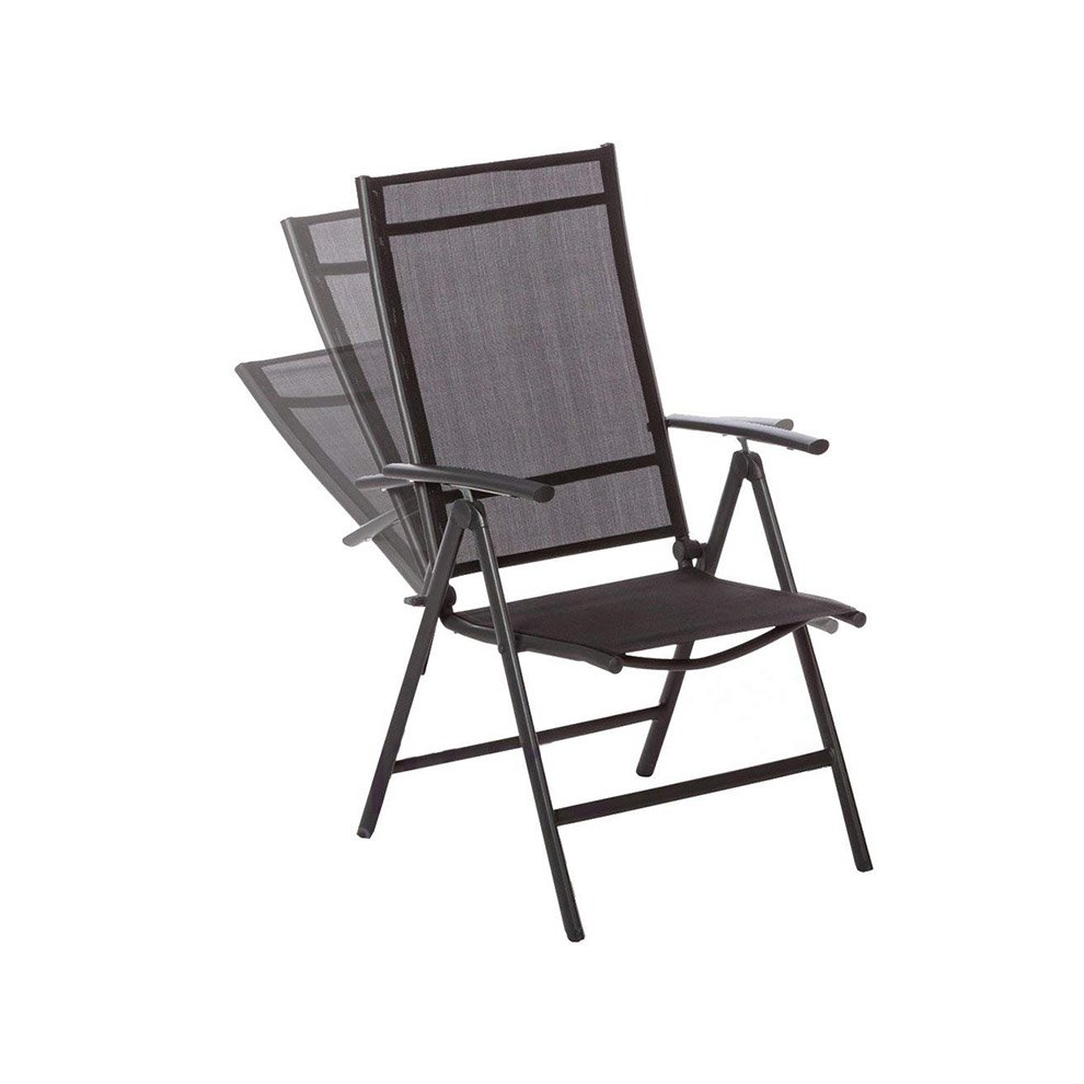 Royalcraft Cayman 6 Seater Rectangular Recliner Dining Set