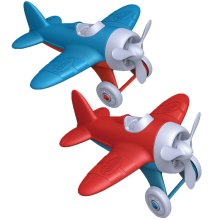 Green Toys Winged Toy Airplane for Children -Suitable for 1+ Years
