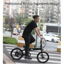 """FIIDO 20"""" folding e-Bike 250w 10.4Ah 36v 20km"""