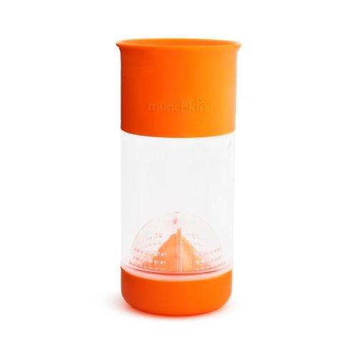 Munchkin Miracle 360 Fruit Infuser Cup Orange 14oz