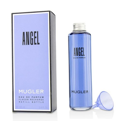 Angel Eau De Parfum Refill Bottle (new Packaging) - 100ml/3.4oz