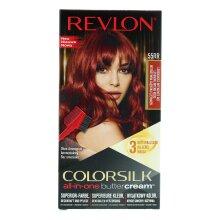 Revlon Colorsilk Buttercream Vivid Color Intense Red 55Rr For Womens