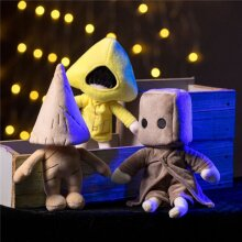 Little Nightmares Plush Toy Soft Stuffed Doll Gift
