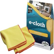 2 e-Cloth Dusting Cloth Duster Pack, Window Cleaning Glass & Polishing Cloth Set