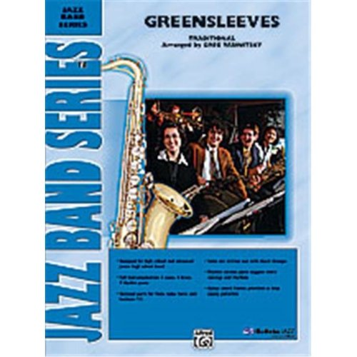 Alfred 00-24854 GREENSLEEVES-JJB