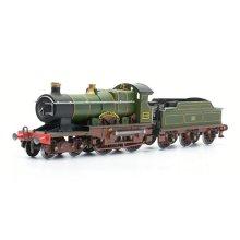 City of Truro, BR Steam Locomotive - Dapol Kitmaster C061 - OO plastic kit