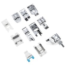 Sewing Machine Presser Foot Feet Tool Kit For Brother Janome Singer Domestic