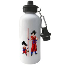 Goku Kid Adult Dragon Ball Z Aluminium Sports Water Bottle