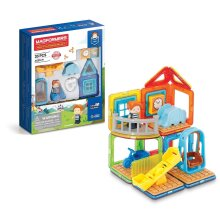 Magformers Max's Playground 26 in 1 Set STEM Educational Construction Toy For Ages 3 and Above