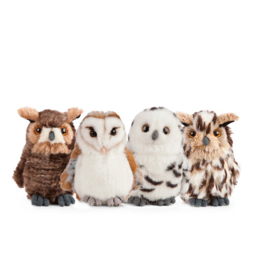 Living Nature Owl Assorted