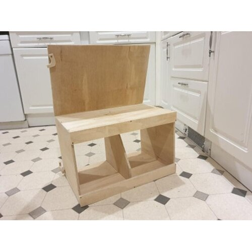 """Chicken nest boxes - double size 21"""" x 12"""" x 13"""" Coop Nest box"""