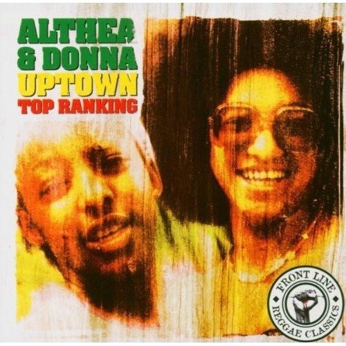 Althea and Donna - Uptown Top Ranking [CD]