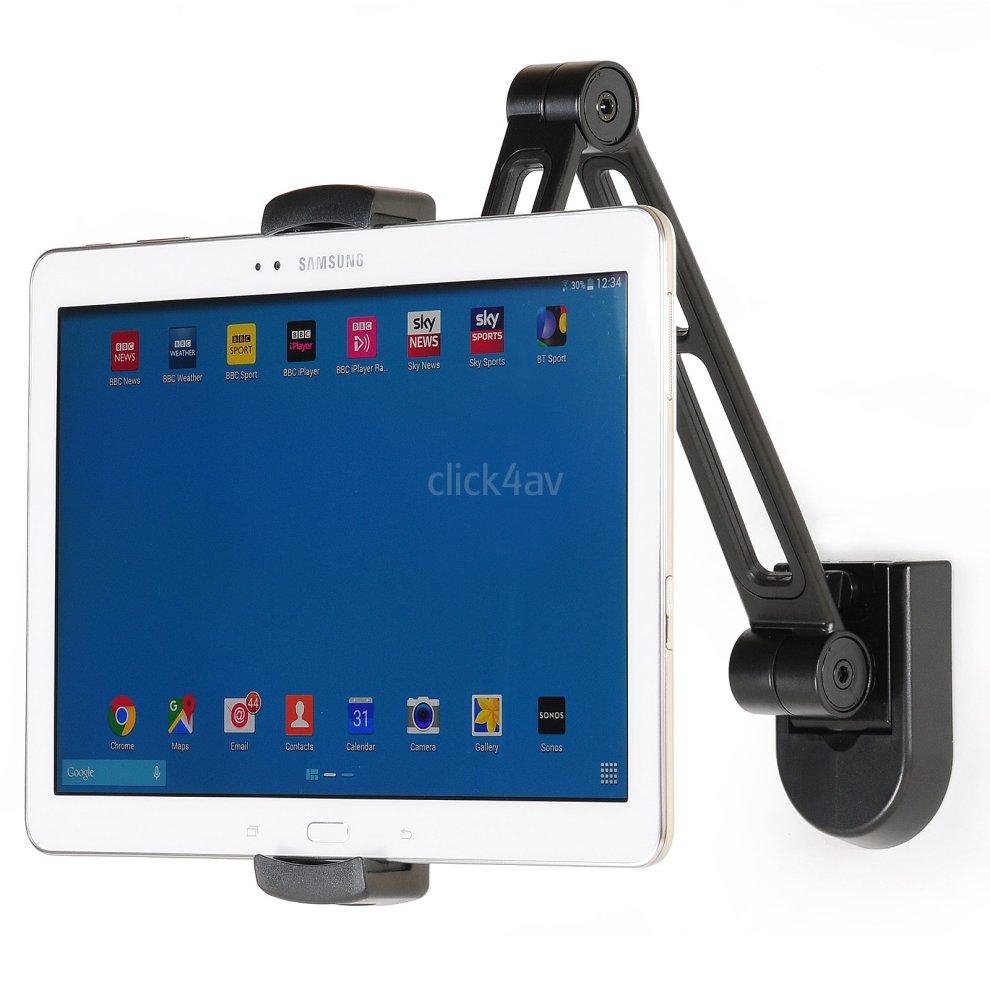 Click4av Tablet Ipad Wall Mount Kitchen Under Cabinet Bracket Ipad Mini Iphone Pad2802 On Onbuy