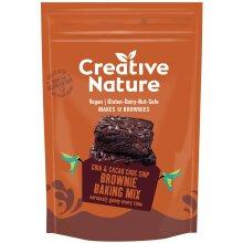 Creative Nature Chiai & Cacao Chocolate Chip Brownie Mix - 6x250g