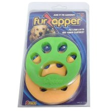 2pc FurZapper Silicone Pet Hair Remover | Reusable Pet Hair Remover