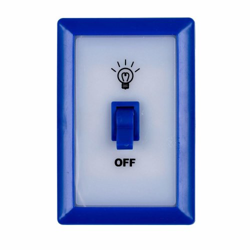 Childrens Night Light Dark Blue TRIXES