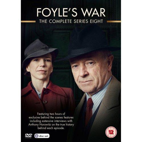 Foyles War Series 8 DVD [2015]