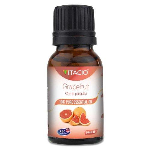 Pure & Natural Grapefruit Essential Oil Aromatherapy 10ml VitacioUK