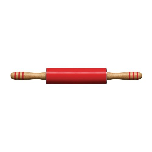 ZING! Silicone Rolling Pin - Red