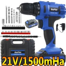 Cordless Drill Driver Screwdriver Combi Drill with Hammer