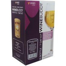 WineBuddy Chardonnay 30 Bottle - Home brew Wine Making Kit