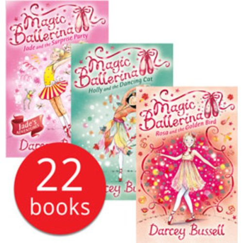 Magic Ballerina Collection - 22 Books