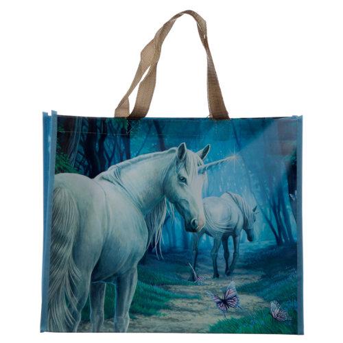 Unicorn The Journey Home Lisa Parker Reusable Shopping Bag