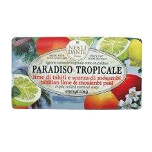 Nesti Dante Nesti dante paradiso tropicale triple milled natural soap - tahitian lime and mosambi peel, 8.8oz, 8.8 Ounce