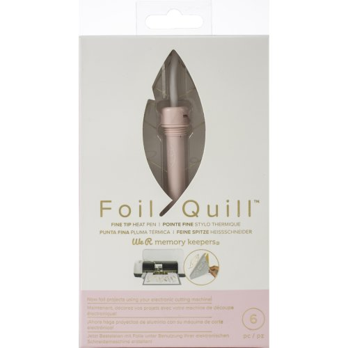 We R Memory Keepers Foil Quill Pen-Fine Tip