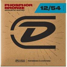 Dunlop DAP1254 Phosphor Light 12-54 Acoustic Guitar Strings