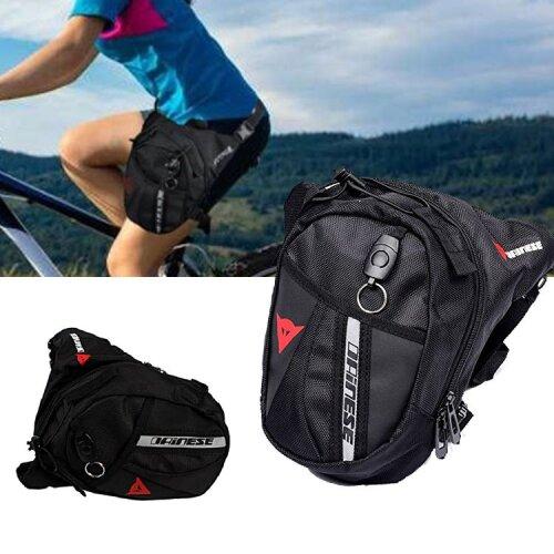 Men waterproof Motorcycle Belt Waist Leg Drop Bag