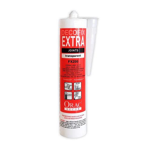 DecoFix Extra Orac Decor FX200 Installation adhesive 310 ml for seam joints