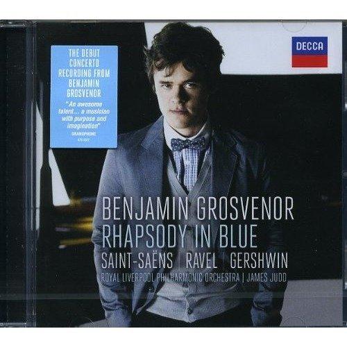 Benjamin Grosvenor Royal Liverpool Philharmonic Orchestra James Judd - Rhapsody in Blue [CD]